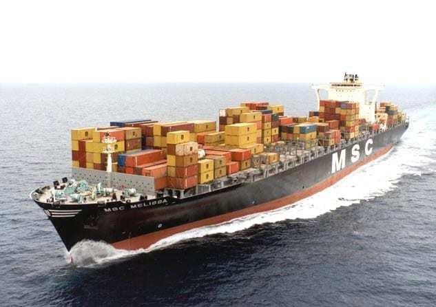 Cargo From China to Ukraine